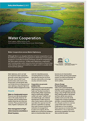 Water Cooperation